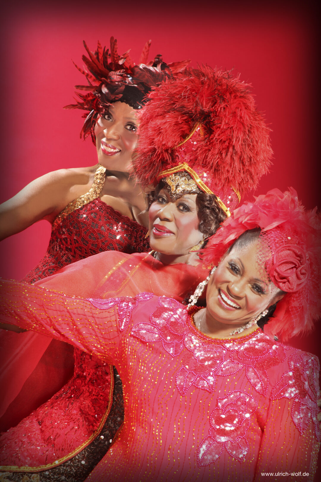 The Three Ladies of Blues
