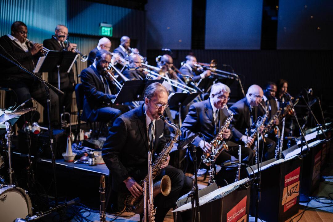 The Smithsonian Jazz Masterworks Orchestra